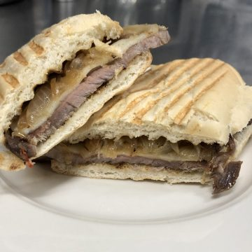 Grilled Ribeye Sandwich